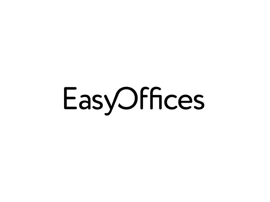 Easy Offices Logo to show freelance digital marketer client