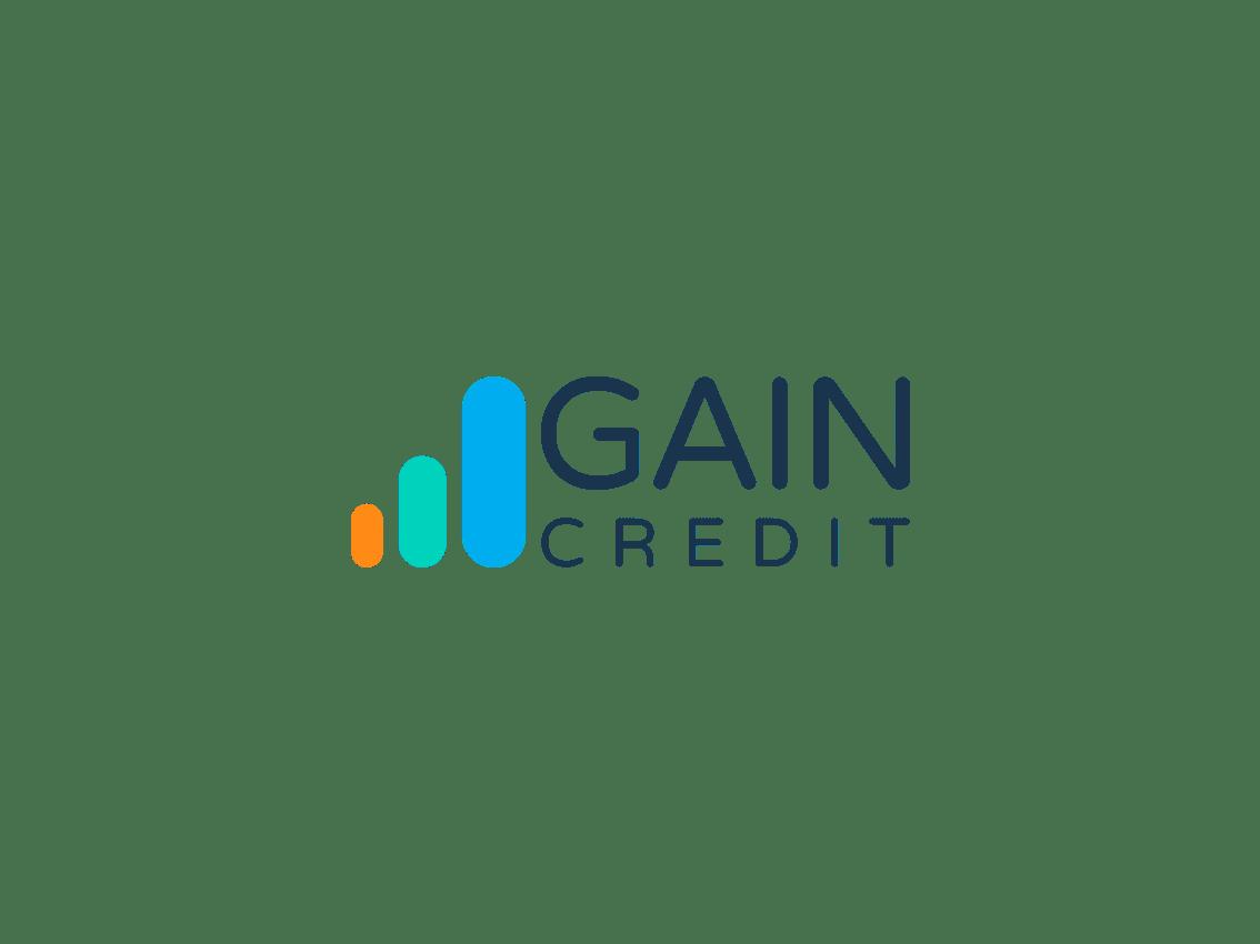 Gain Credit Logo to show freelance digital marketer client