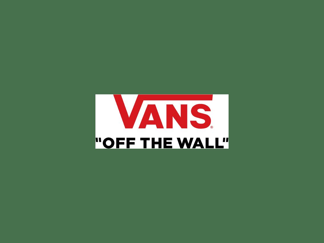 Vans Logo to show freelance digital marketer client